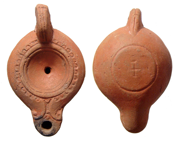 New 660 Oil Lamps Pottery Oil Lamps