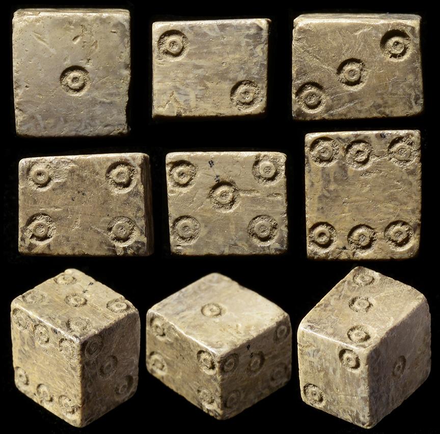 Roman Gambling